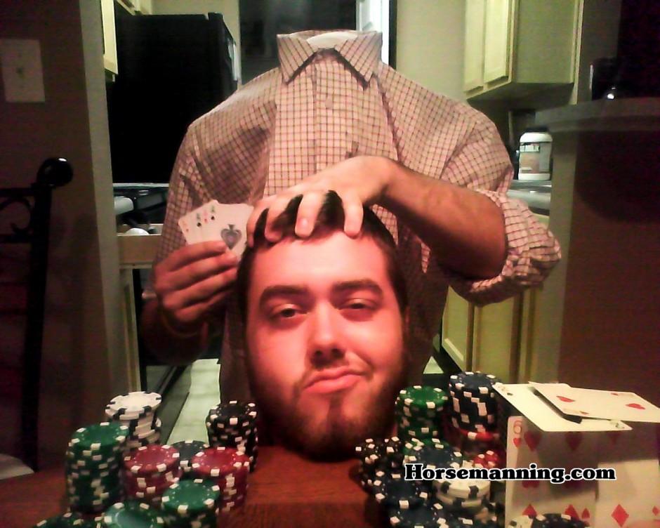 Horsemanning Poker Face | Horsemaning & Horsemanning